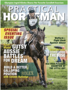 Practical Horseman Eventing Issue 2017